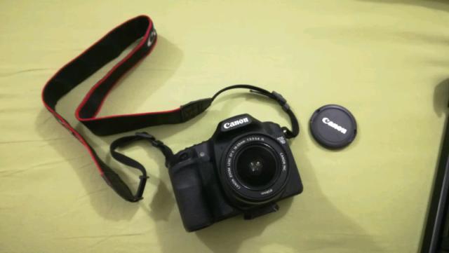 Canon 50d + Manfrotto + filtro