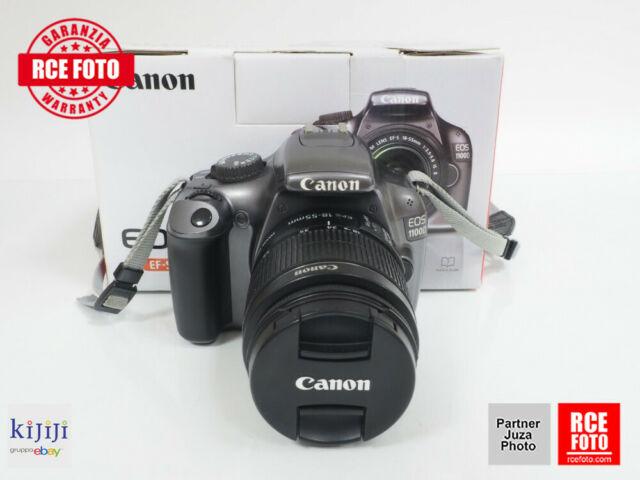 Canon D + EF-S  F IS II