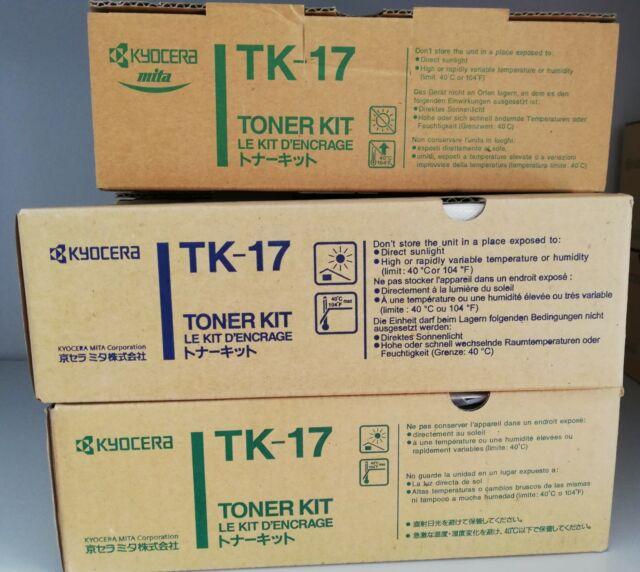 Toner per Kyocera FSD - TK-17