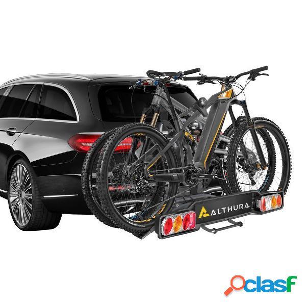 Portabici da Gancio Traino E-bikes