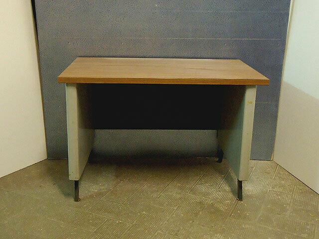 Tavolo scrivania in ferro, anni 70 modernariato