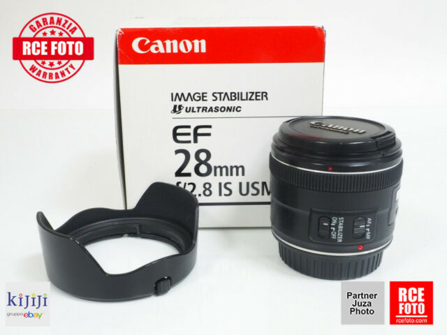 Canon EF 28 F2.8 IS USM (Canon)