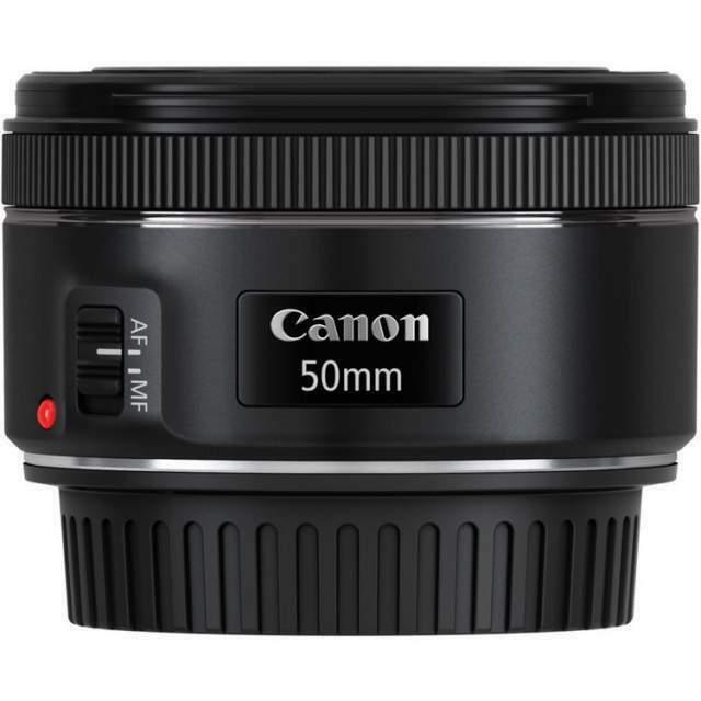 Canon ef 50mm f/1.8 stm pari al nuovo!