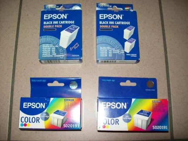 Cartucce per Stampante EPSON vari modelli