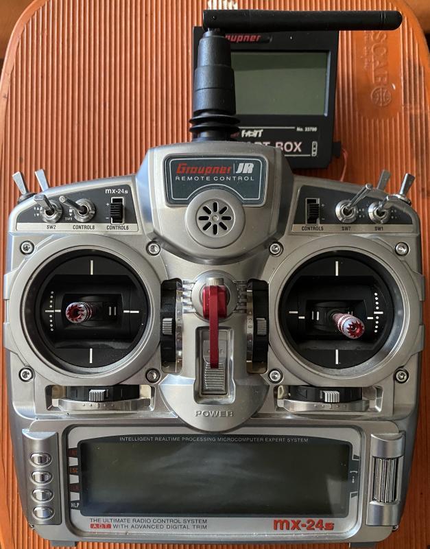 Graupner / JR MX-24s