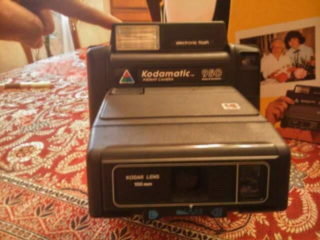 Polaroid Kodamatic 950 del