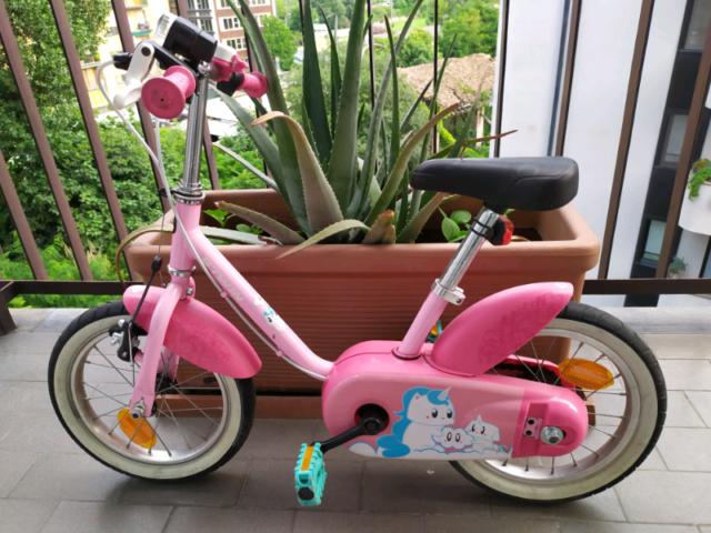 Bicicletta bambina Unicorn