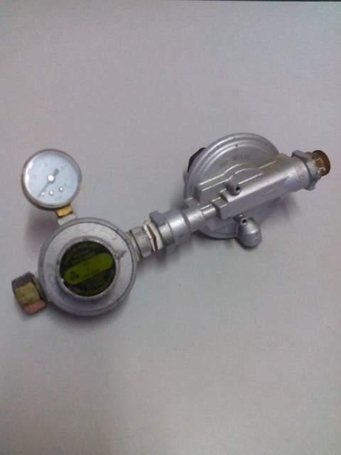 Regolatore bombola gas