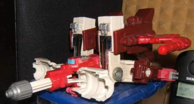 Transformers - robot originale anni '80 da collezione takara