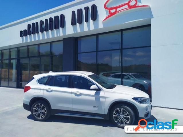 BMW X1 diesel in vendita a Enna (Enna)