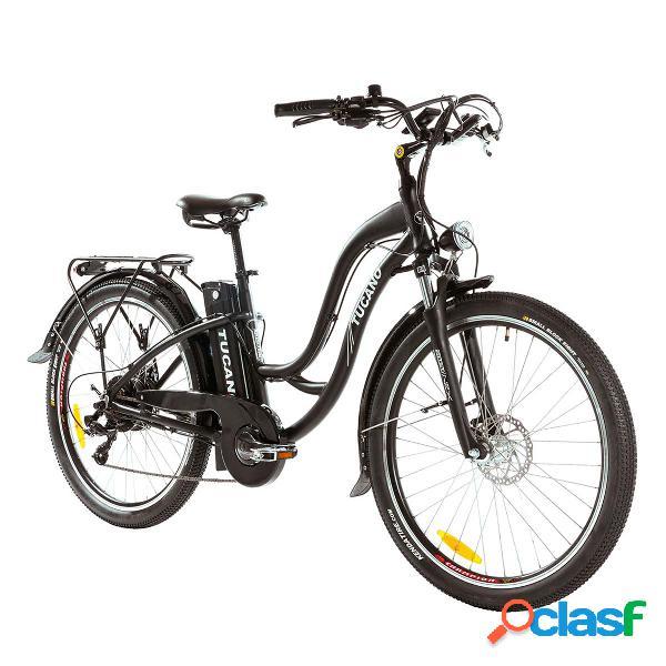 City bike elettrica Tucano Monster X Road LTD (Colore: