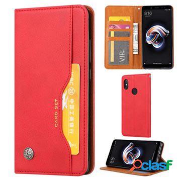 Custodia a Portafoglio per Xiaomi Mi 8 - Serie Card Set -