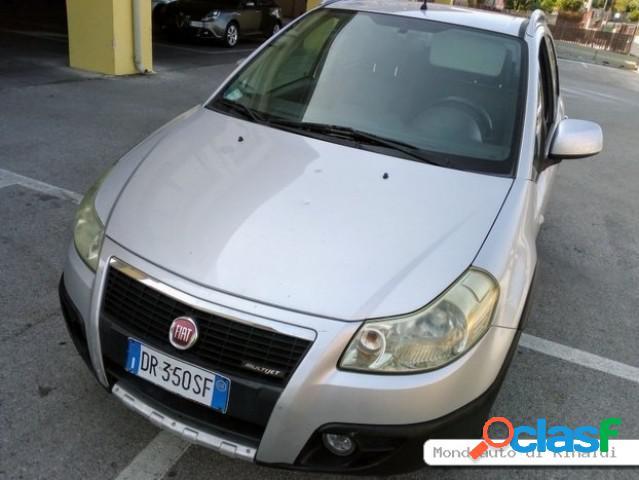 FIAT Sedici diesel in vendita a San Gregorio di Catania