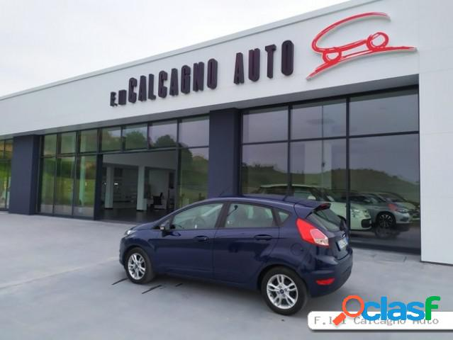 FORD Fiesta diesel in vendita a Enna (Enna)