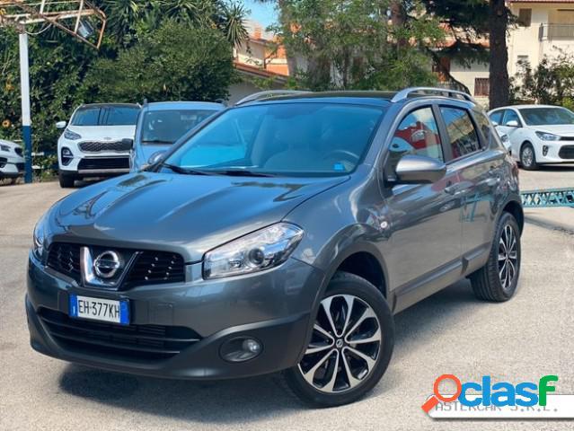 NISSAN Qashqai 2ª serie diesel in vendita a Palermo