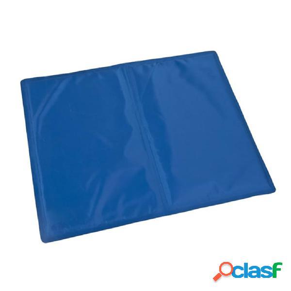 @Pet Lettino Refrigerante per Cani Blu M 50x65 cm