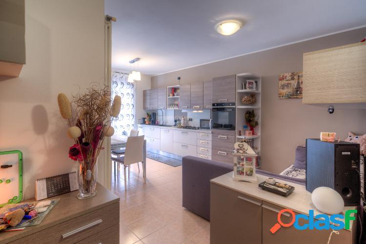 Thiene, mini appartamento al piano terra con terrazzo