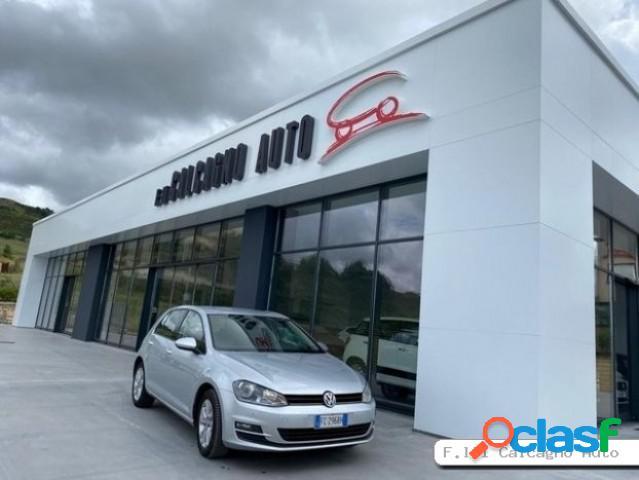 VOLKSWAGEN Golf 7ª serie diesel in vendita a Enna (Enna)
