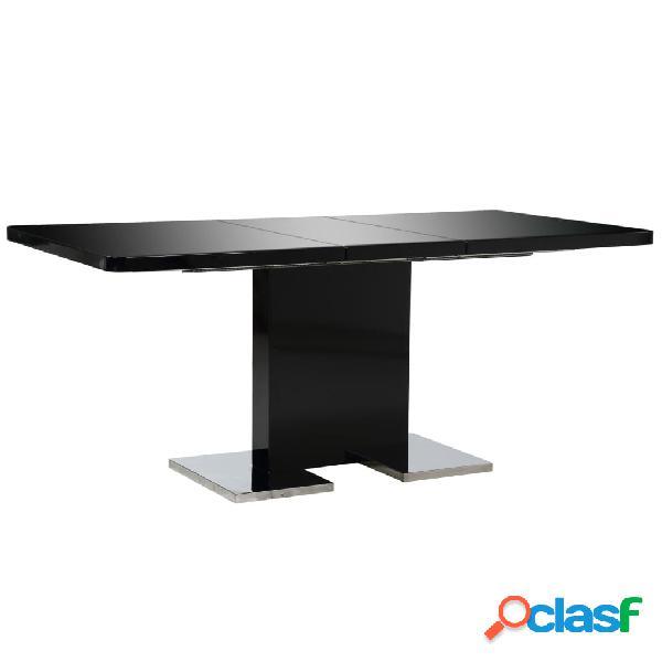 Vidaxl tavolo da balcone pensile nero 60x64x835cm 🥇 ...