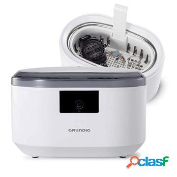 Grundig UC 5620 Ultrasonic Cleaner - 50W - White
