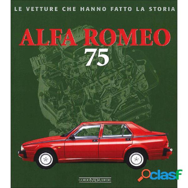 Libro Alfa Romeo 75