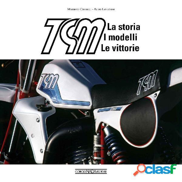 Libro TGM La storia, i modelli, le vittorie