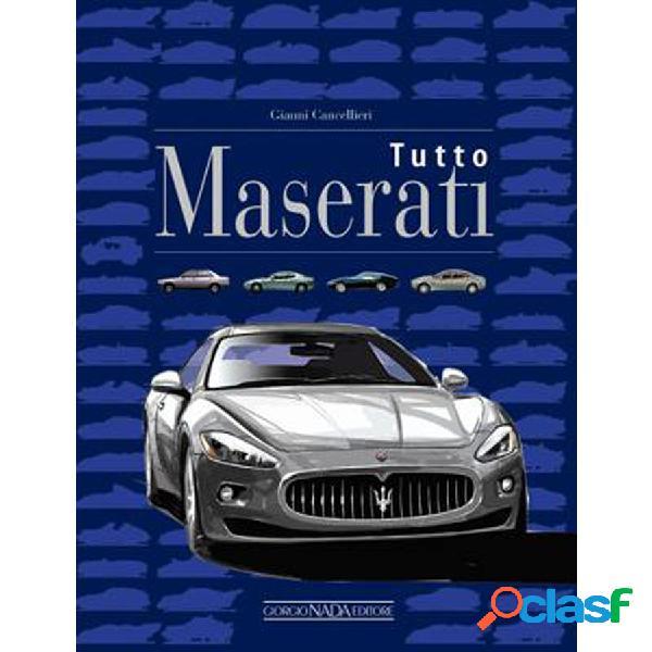 Libro Tutto Maserati