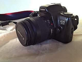 Canon eos 500 fotocamera