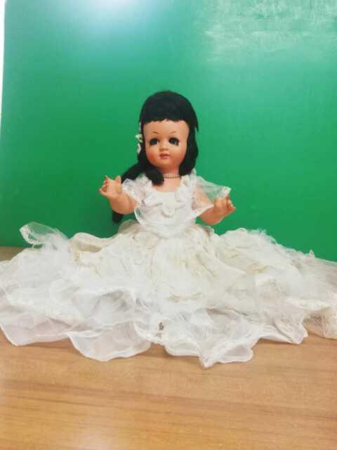Bambola antica anni 30