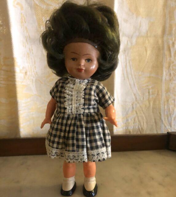 Bambola in celluloide anni 50 - lapin nuket/ Finlandia