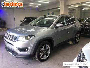 New jeep compass limited…