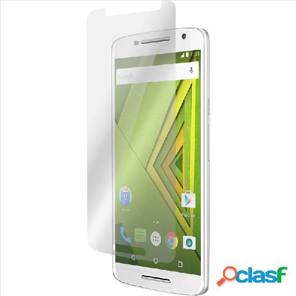 Pellicola in vetro temperato per Motorola Moto E 2nd gen,