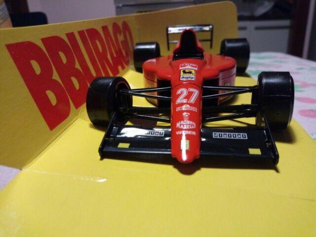 Strepitosi Modelli Ferrari F1 da collezione 1-24