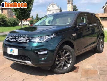 Land Rover Discovery…