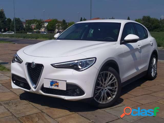 ALFA ROMEO Stelvio diesel in vendita a Treviolo (Bergamo)