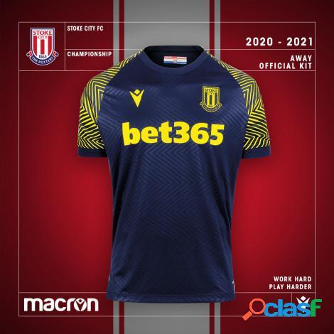 Maglia Away Stoke City 2020/21