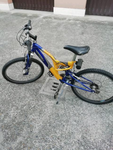 Bicicletta mountain bike Canellini ragazzo