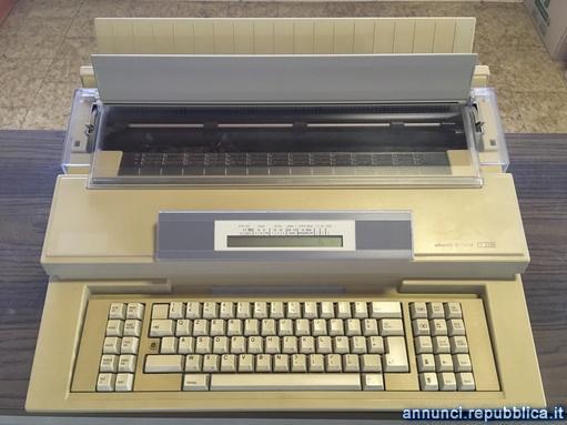Macchina da scrivere Olivetti ET  Codigoro