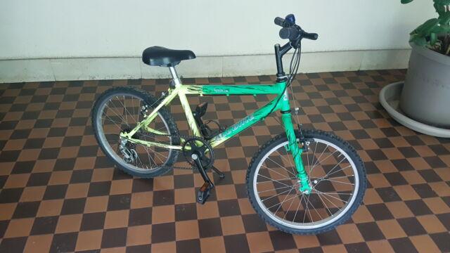 Mountain bike bambino bicicletta