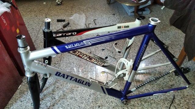 Vendo telaio bici battaglin e carraro