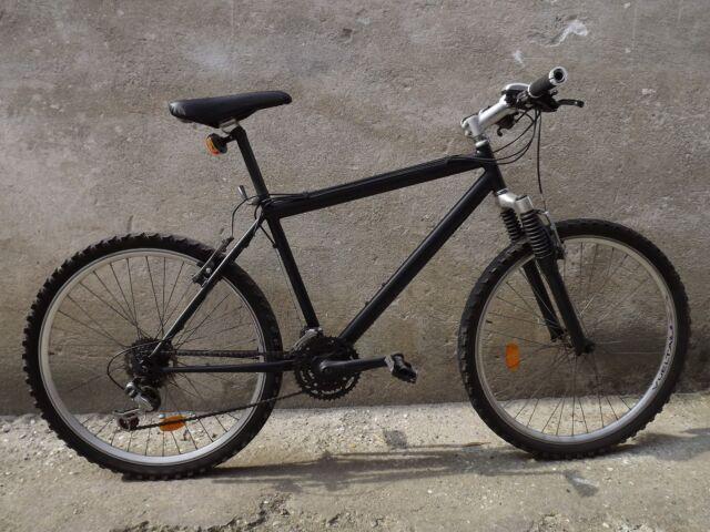 Bici Mountain Bike Ammortizzata Taglia 26