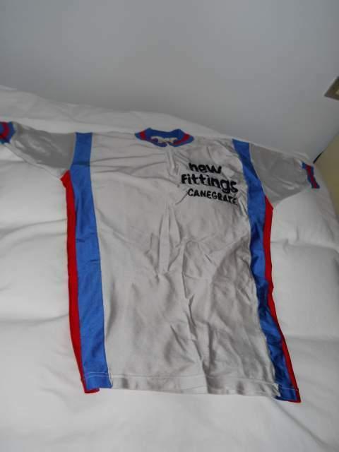 Bicicletta-.Maglia vintage da ciclismo corsa e dopo corsa