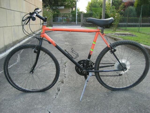 Mountain Bike Velomec da sistemare