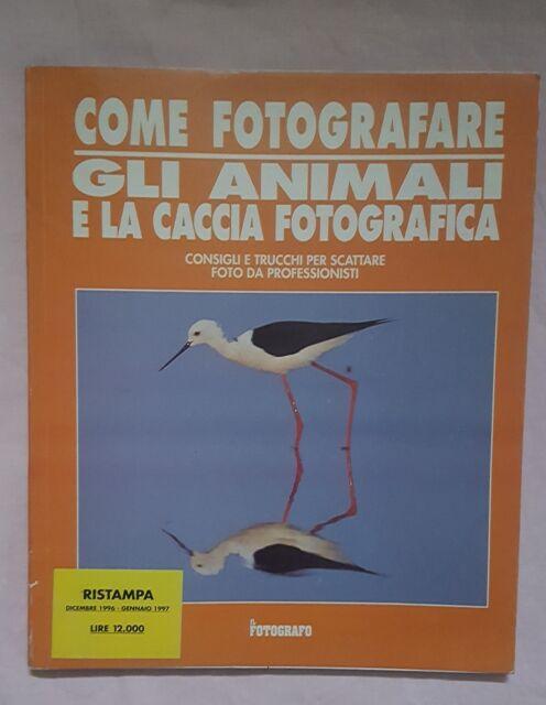 Come fotografare gli animali e la caccia fotografica