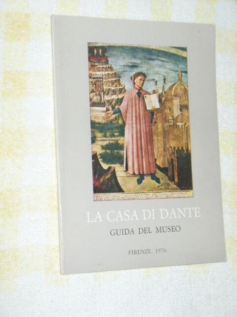 """Guida-Museo """"La Casa di Dante""""."""