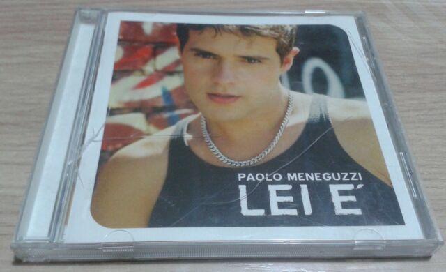 "Cd ""Lei"" è Paolo Meneguzzi"