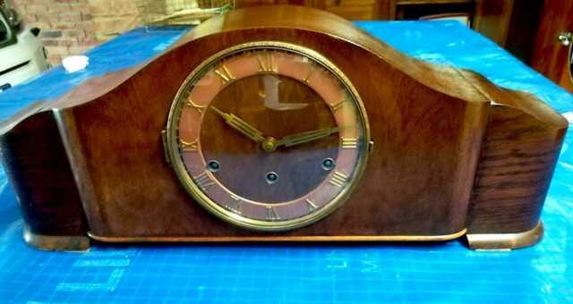 Antico orologio deco'  funzionante suoneria big ben