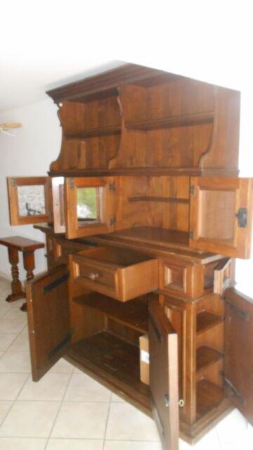 Mobile stile toscano legno castagno