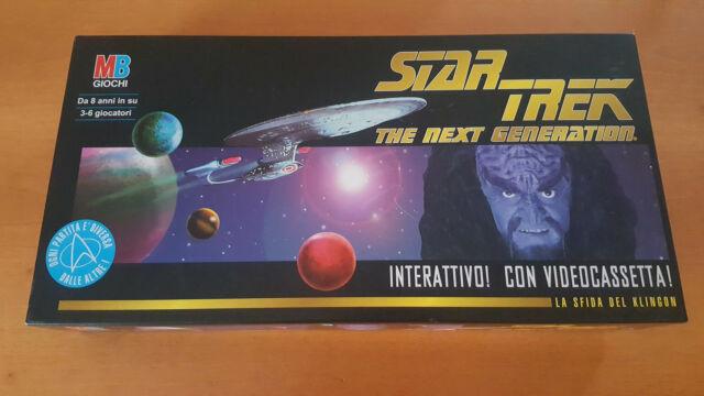 Gioco in scatola Vintage - Star Trek - MB Giochi