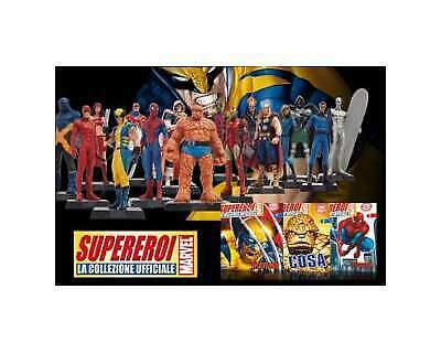 Supereroi marvel - la collezione fabbri completa